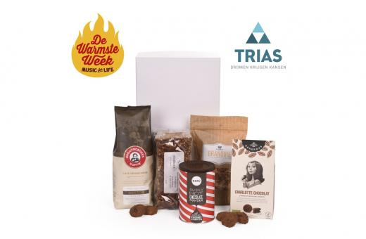 Trias Breakfast Basket - 100% Belgisch - Warmste Week - € 38