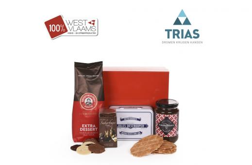 Trias Afternoon Coffee & Sweets - 100% West-Vlaams - € 37