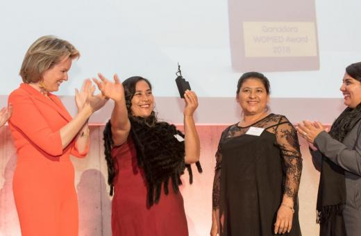 WOMED Award Zuid 2019